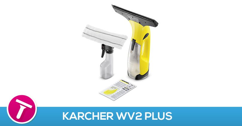 karcher wv2 plus test avis laveur de vitre karcher. Black Bedroom Furniture Sets. Home Design Ideas