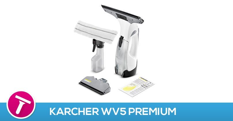 karcher wv5 premium test avis laveur de vitre karcher. Black Bedroom Furniture Sets. Home Design Ideas