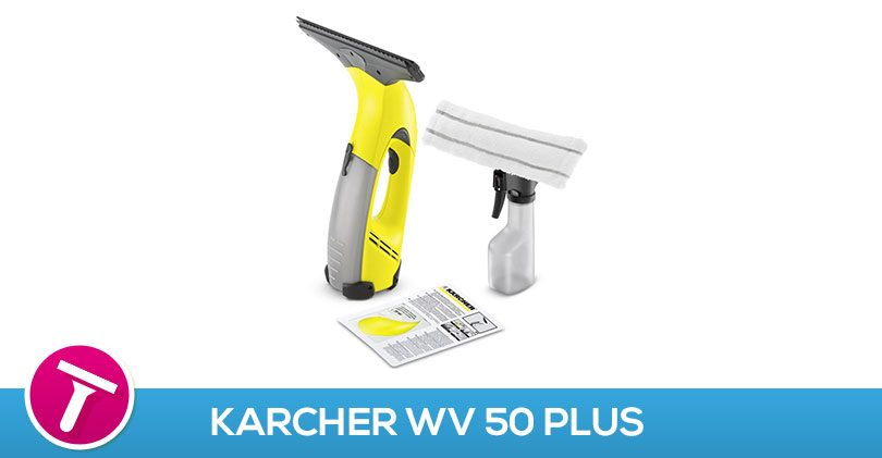 karcher wv 50 plus test avis laveur de vitre karcher. Black Bedroom Furniture Sets. Home Design Ideas