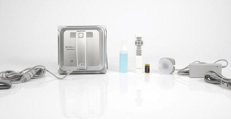 ecovacs winbot 830 test avis robot lave vitre automatique. Black Bedroom Furniture Sets. Home Design Ideas