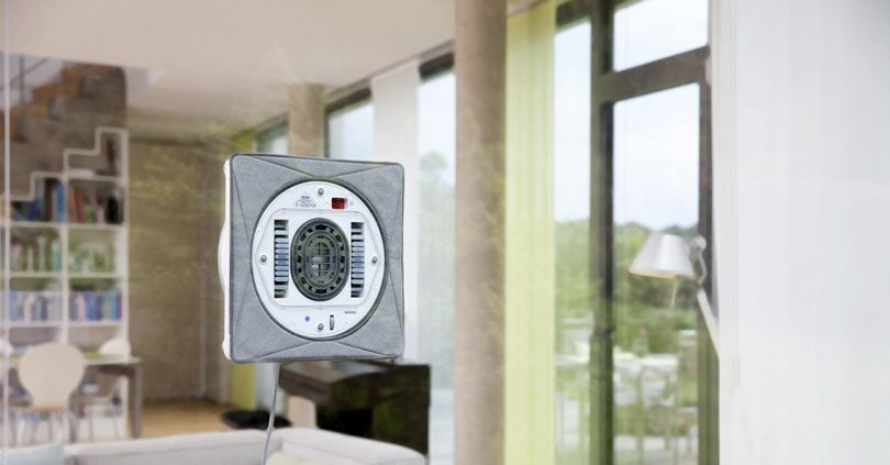 robot lave vitre test avis un nettoyage des vitres automatique. Black Bedroom Furniture Sets. Home Design Ideas