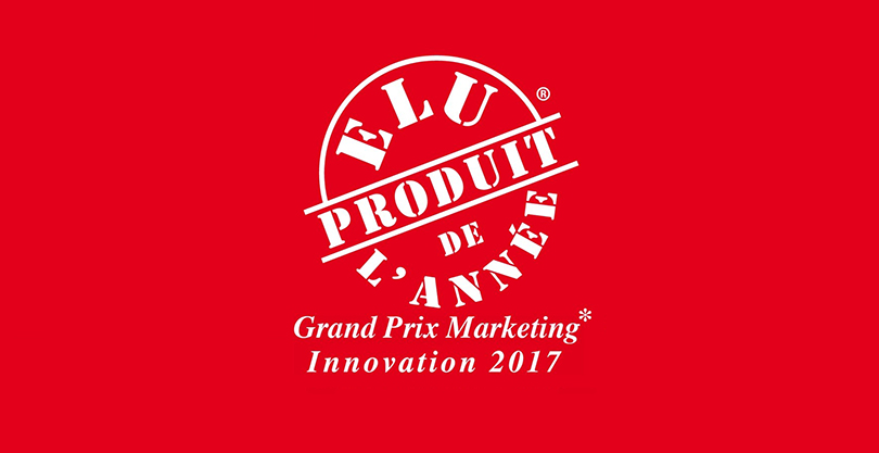 La gamme Karcher WV élue produit de l'année2017