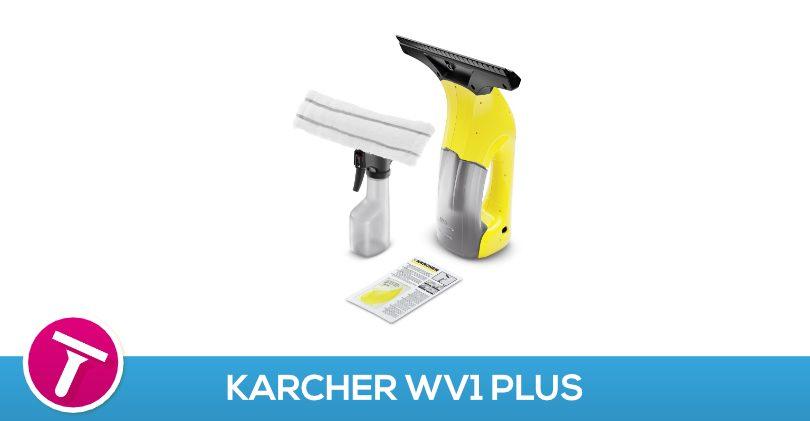Mon avis sur le KarcherWV1 Plus, le nettoyeur compact