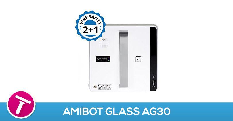 Mon avis sur le robot pour vitre Amibot Glass AG30
