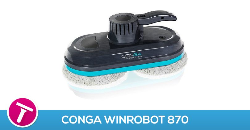 conga winrobot 870 test avis robot nettoyeur de. Black Bedroom Furniture Sets. Home Design Ideas