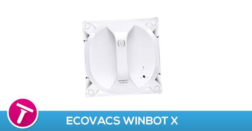ECOVACS WINBOT X, le robot sans fil primé